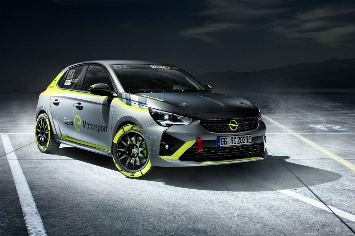Opel prepara la vuelta de su división deportiva OPC