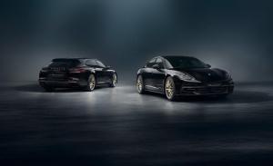 Porsche presenta el nuevo Panamera 10 Year Edition