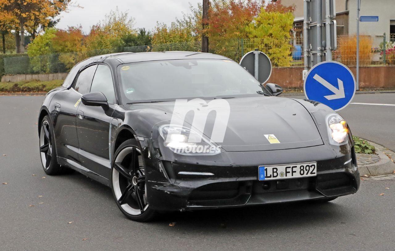 2020 Porsche Taycan | Taycan Sport Turismo 8