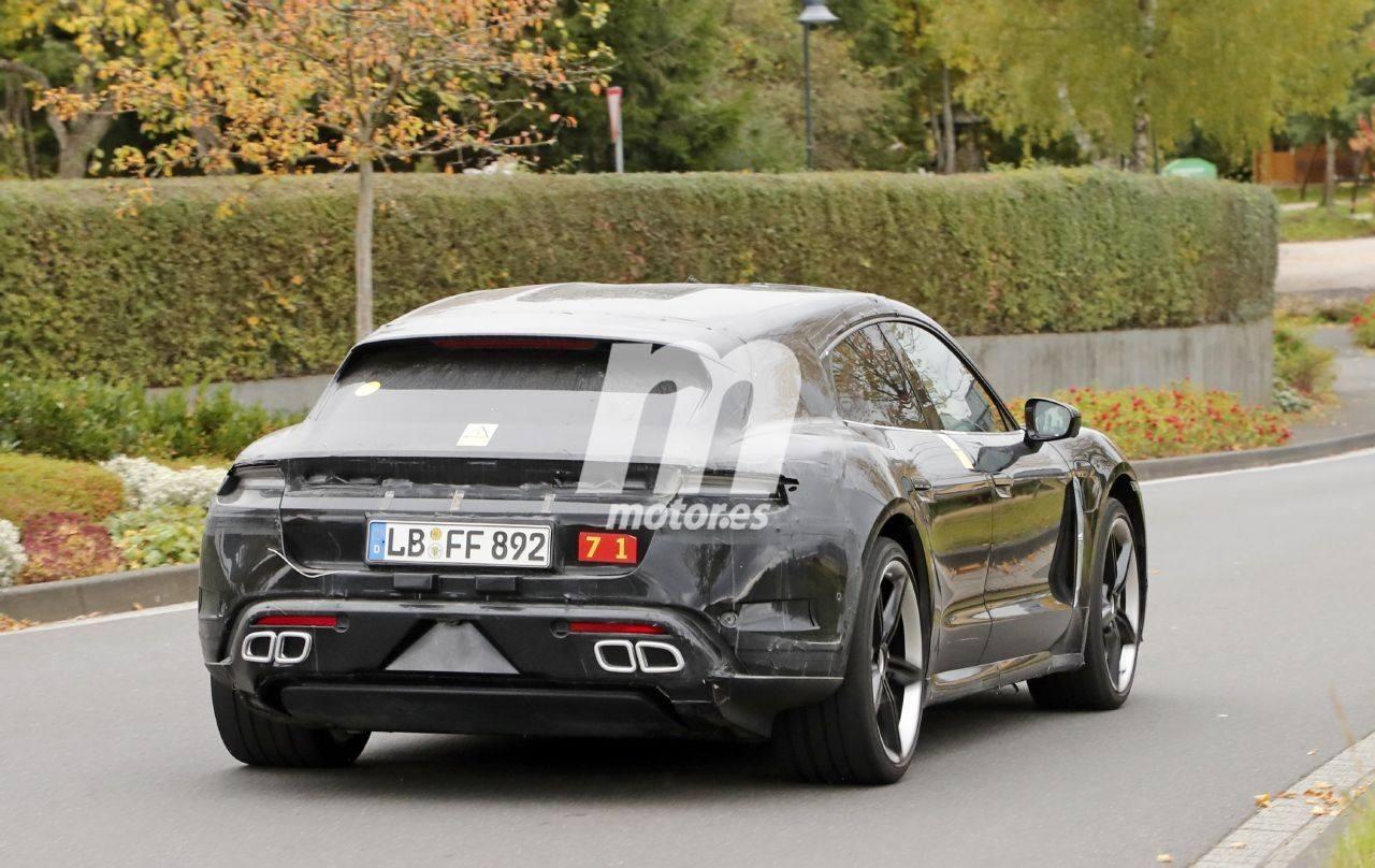 2020 Porsche Taycan | Taycan Sport Turismo 11