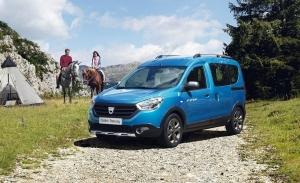 El Dacia Dokker ya está a la venta con el motor de gasolina TCe de 100 CV