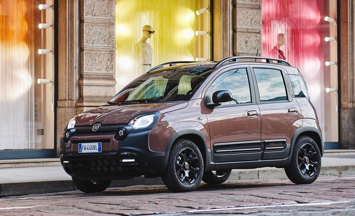 El Fiat Panda Trussardi, la versión más lujosa, ya tiene precio en España
