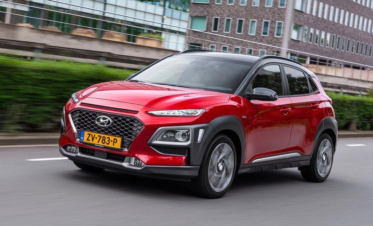 Hyundai Kona Híbrido Klass, un SUV híbrido bien equipado y con etiqueta ECO
