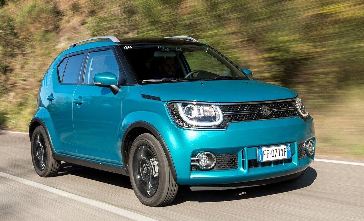 El Suzuki Ignis ya está disponible con mecánica semihíbrida y tracción AllGrip