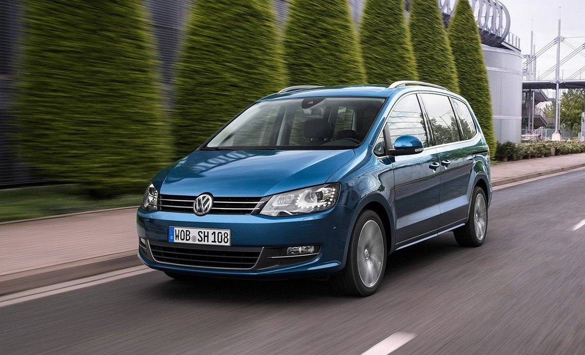 La gama del Volkswagen Sharan incorpora el motor 1.4 TSI de 150 CV