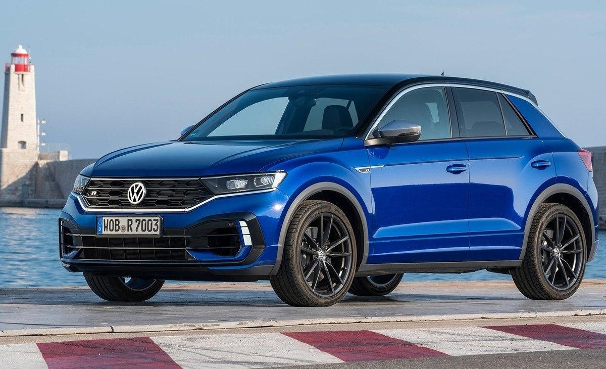 Precio del nuevo Volkswagen T-Roc R en España, llega el nuevo SUV deportivo