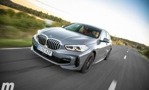 Prueba BMW Serie 1 2020, bienvenido al lado oscuro (Con vídeo)