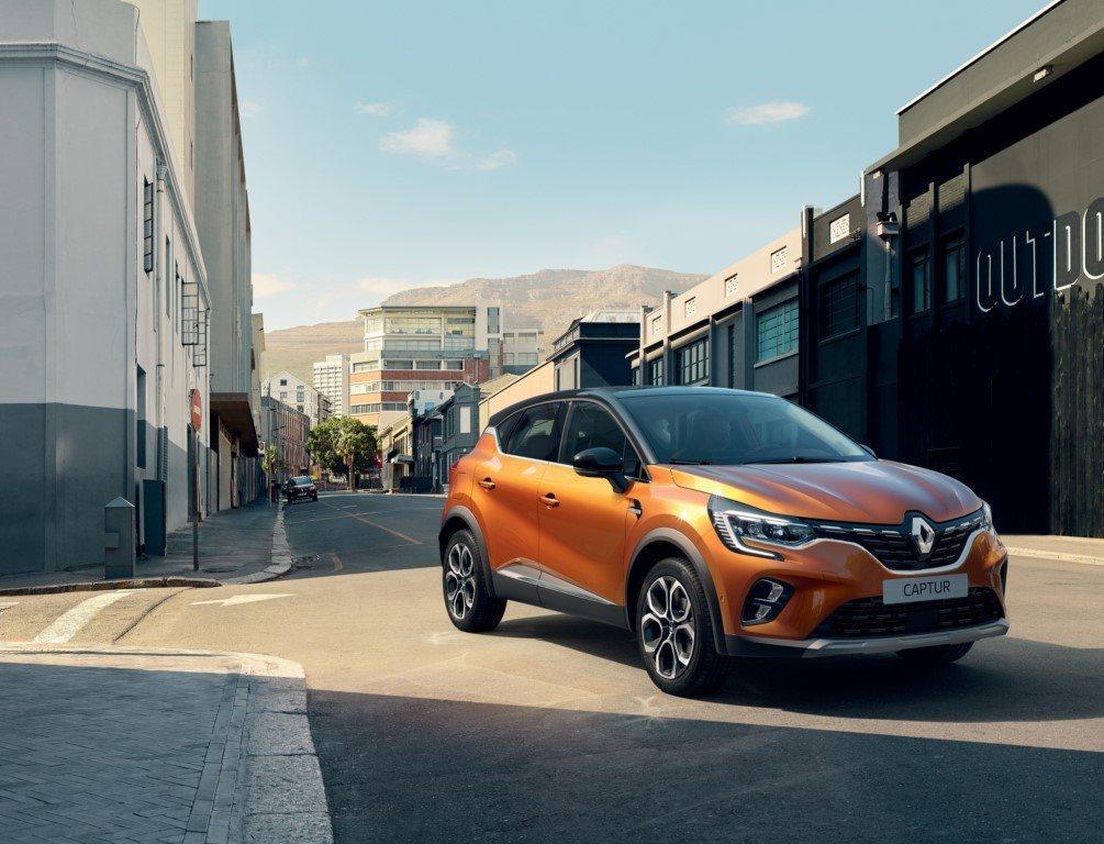 Renault Captur 2020: precios y gama del nuevo B-SUV francés en España
