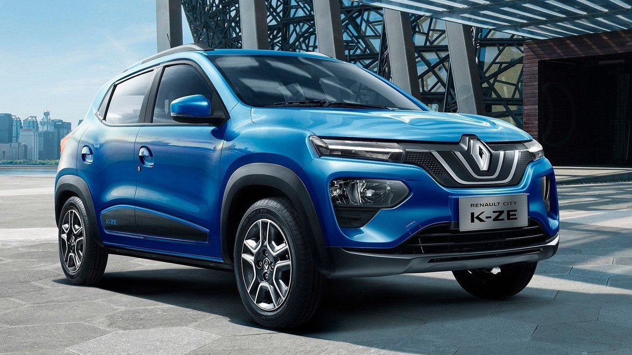 El Renault City K-ZE llegará a Europa