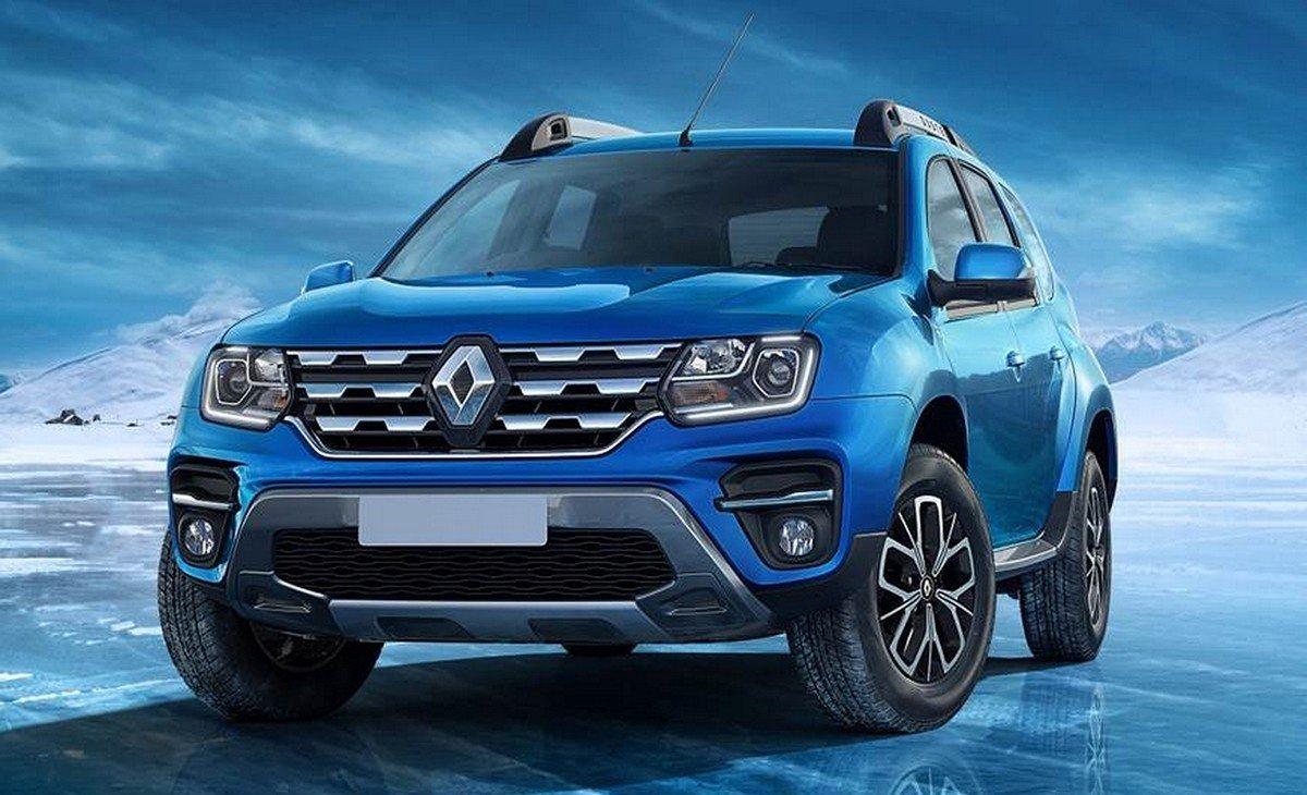 Renault Duster 2020, el SUV de Dacia sufre una puesta a punto en la India