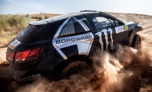 Ricardo Porem pilotará el segundo Borward BX7 Evo en el Dakar 2020