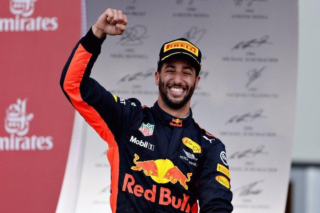 Daniel Ricciardo a Red Bull, según la prensa alemana