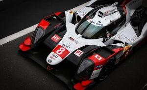 Sébastien Buemi coloca al Toyota #8 al frente del FP1 de Fuji