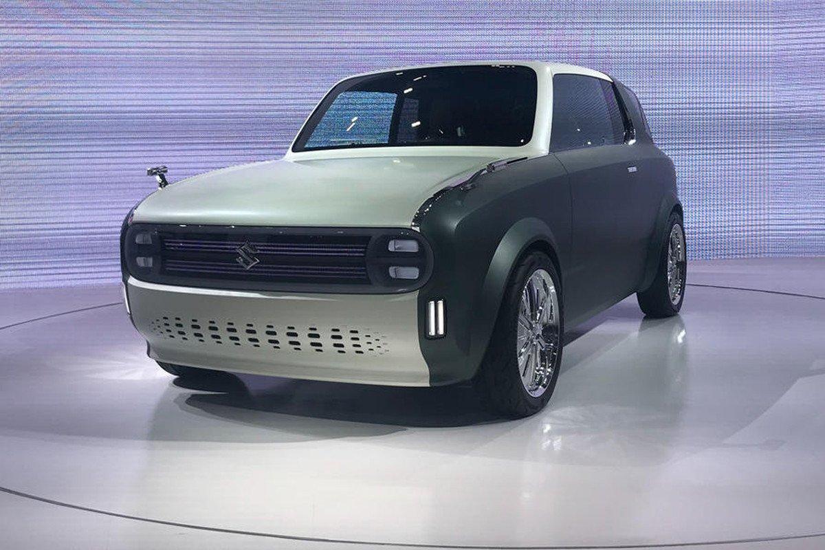 El Suzuki Waku SPO Concept ve la luz en el Salón de Tokio