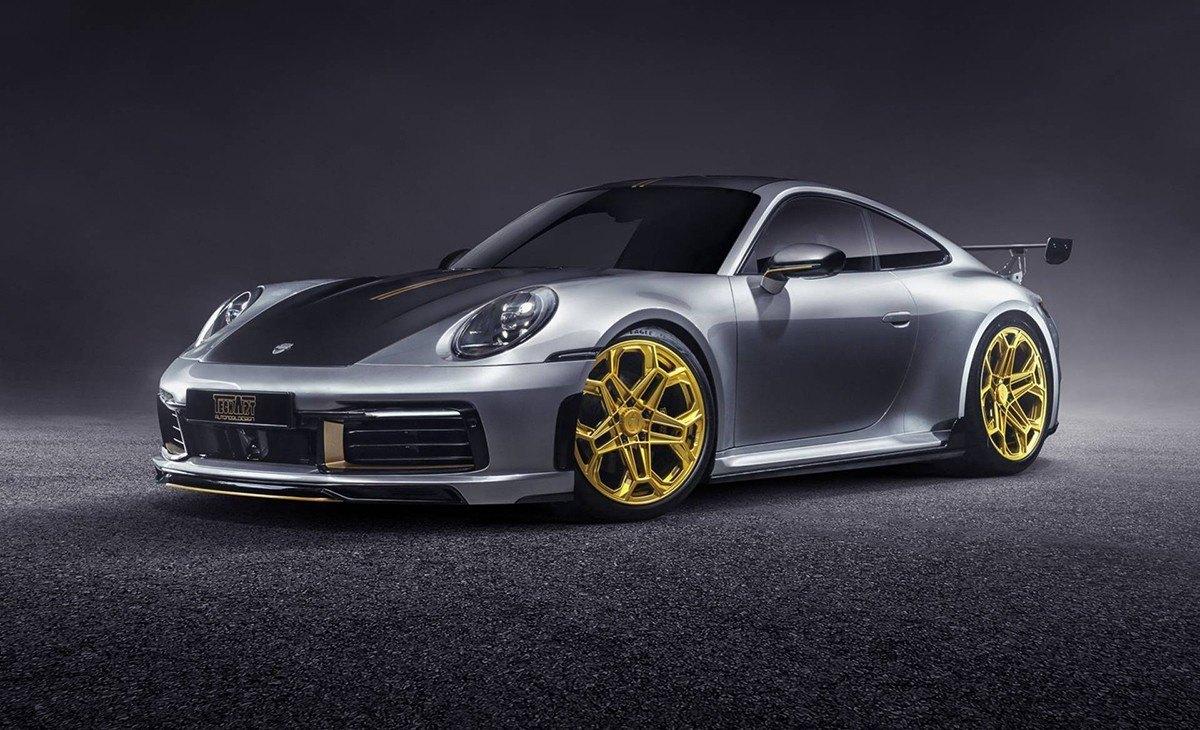 TechArt presenta un paquete de mejoras para el nuevo Porsche 911