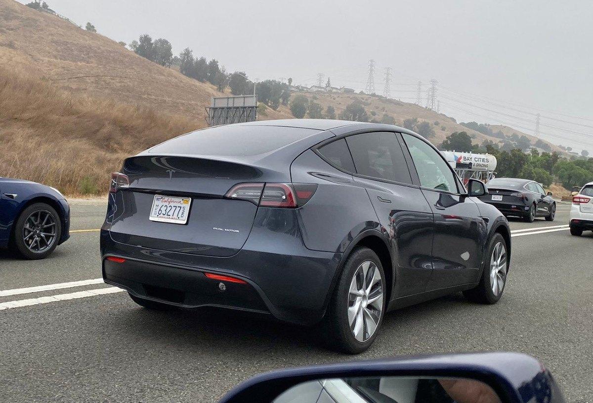 Los prototipos de desarrollo del Tesla Model Y ya están en la calle