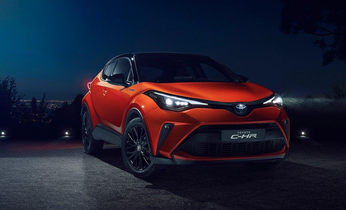 Toyota C-HR 2020, el crossover híbrido estrena mecánica de 184 CV