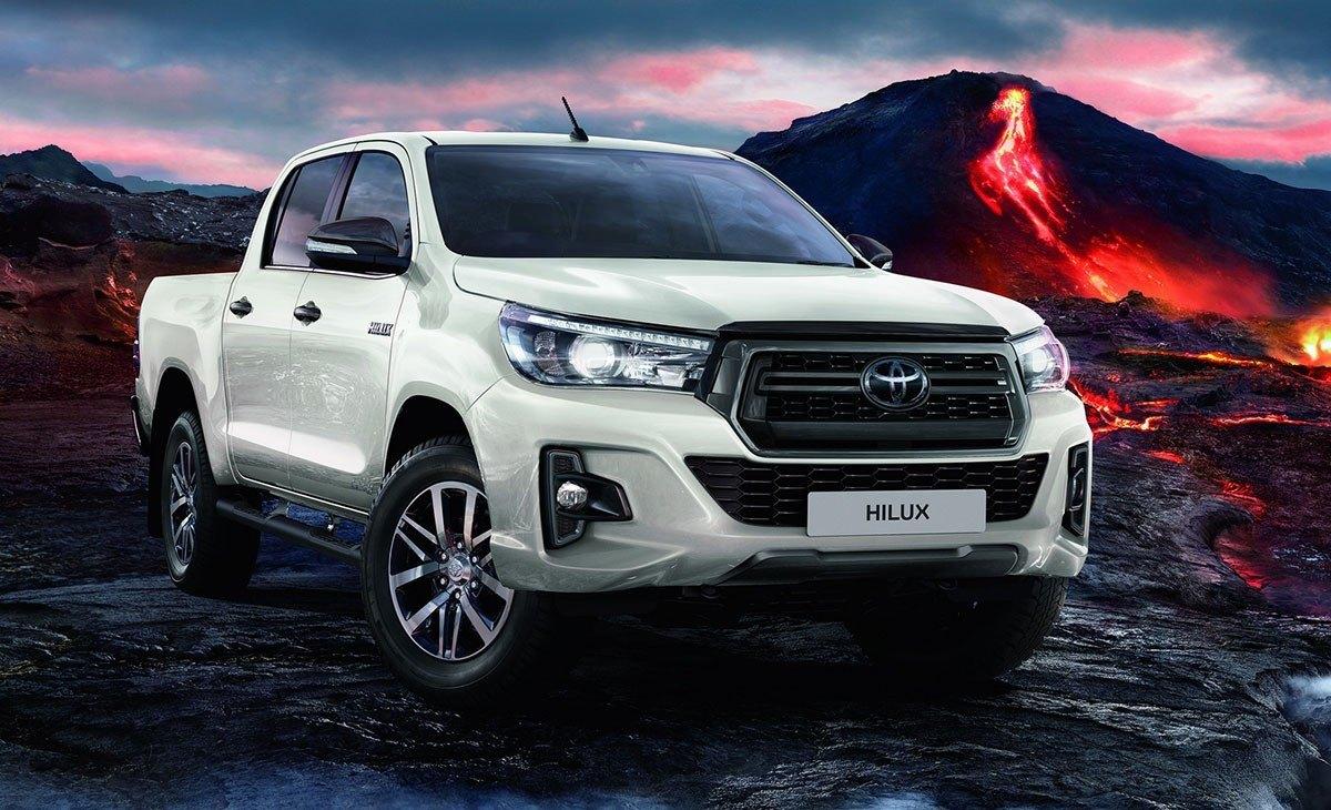 El Toyota Hilux mejora su equipamiento de seguridad en el Reino Unido