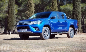 La nueva generación del Toyota Hilux tendrá versión híbrida