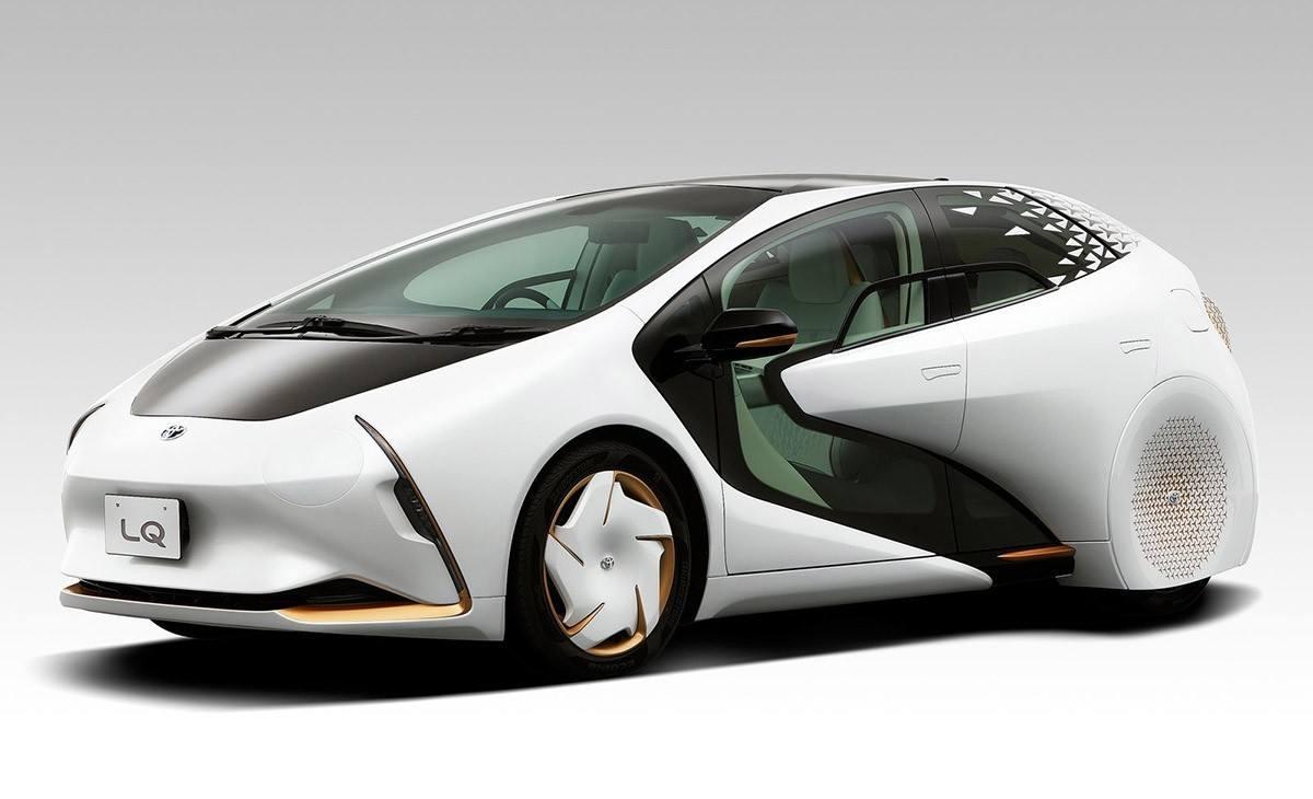 Toyota LQ Concept, un vehículo inteligente, conectado y eléctrico
