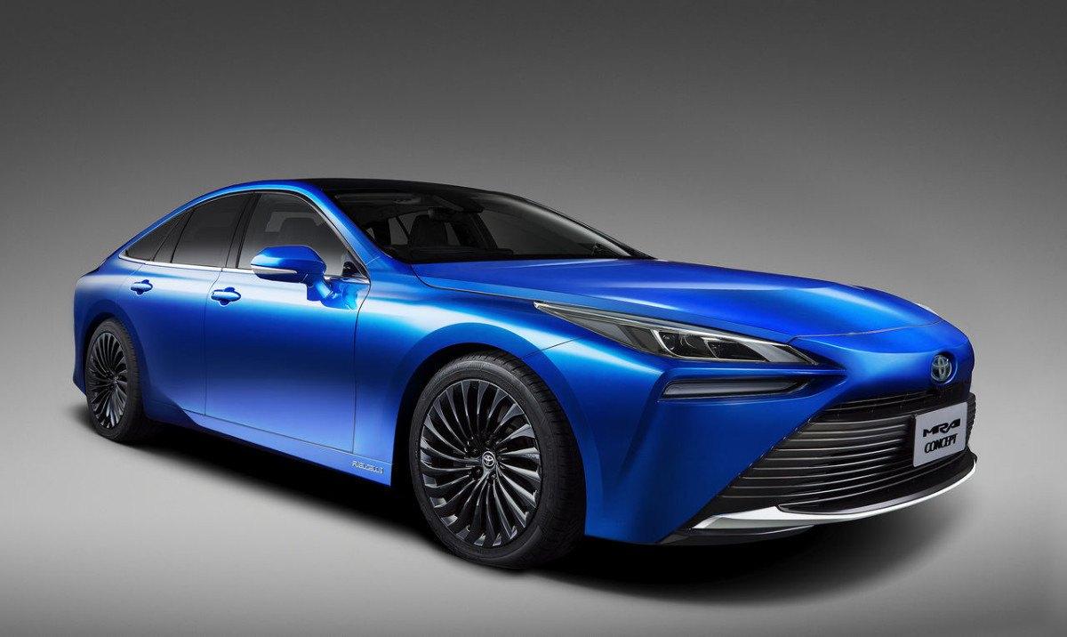 Toyota Mirai 2020, las primeras imágenes