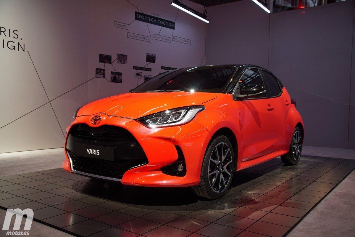 Toyota Yaris (2020) 19