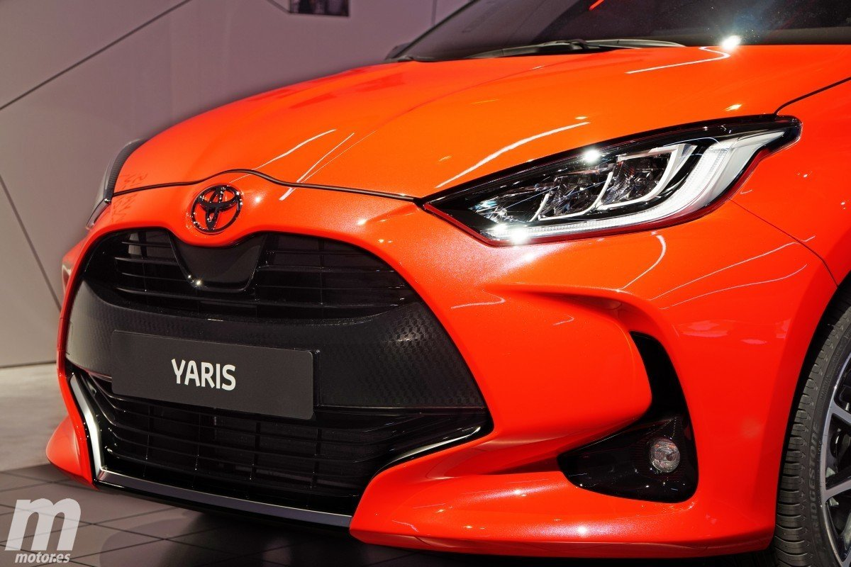 Toyota Yaris (2020) 20