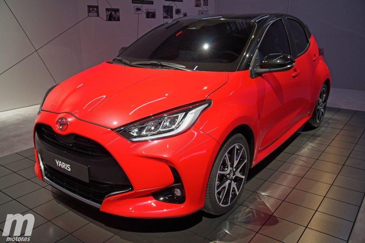 Toyota Yaris (2020) 23