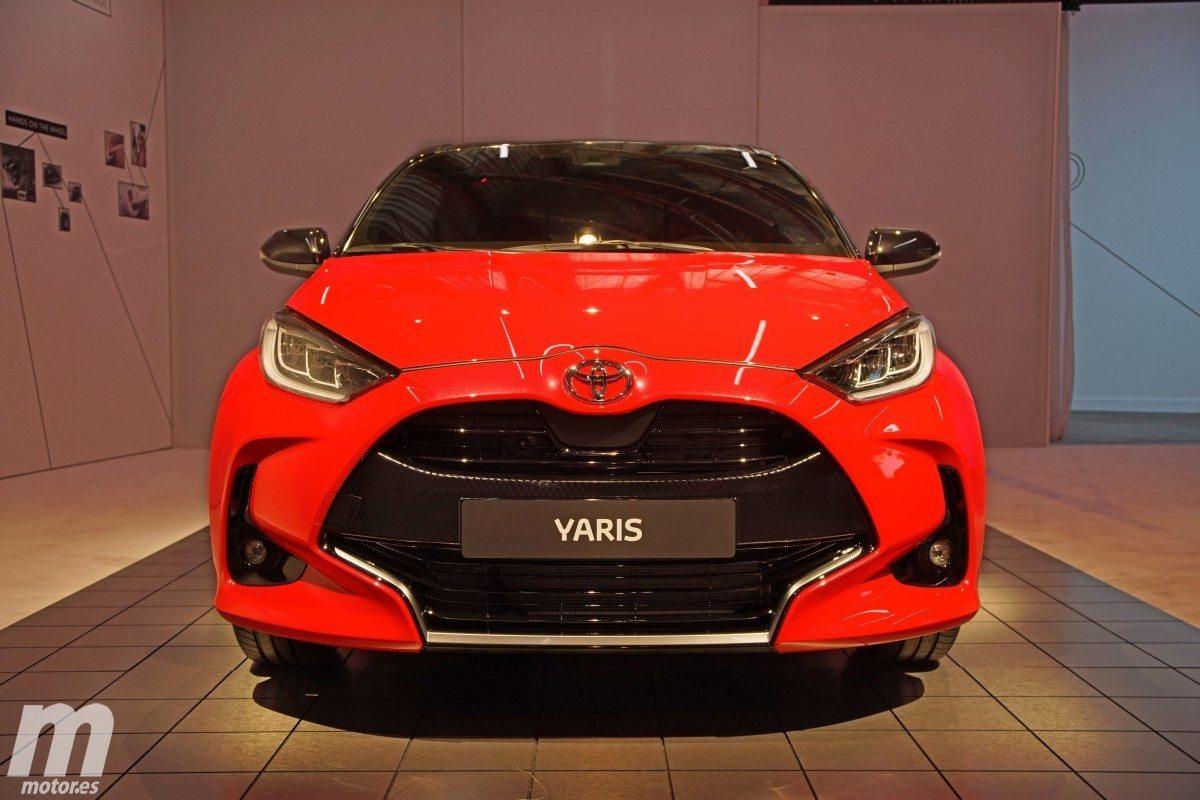 Toyota Yaris (2020) 25