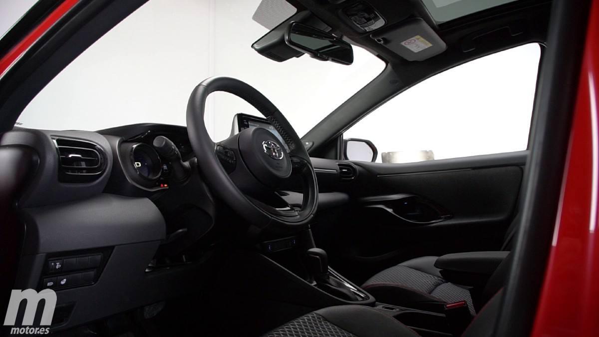 Toyota Yaris (2020) 28