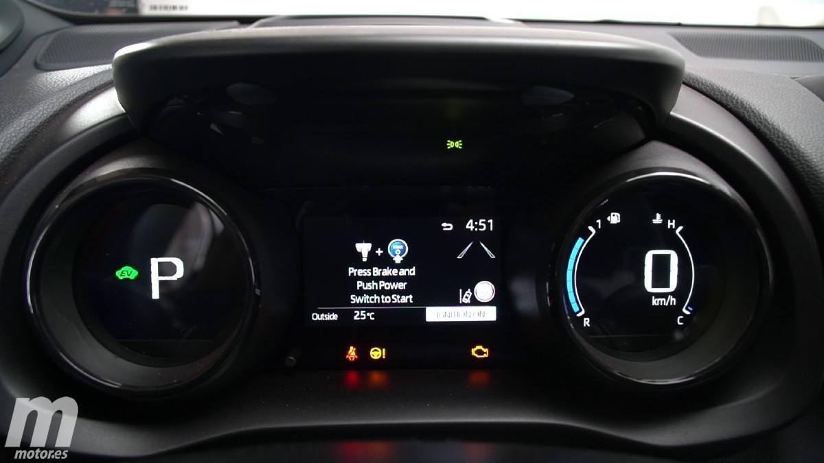 Toyota Yaris (2020) 29