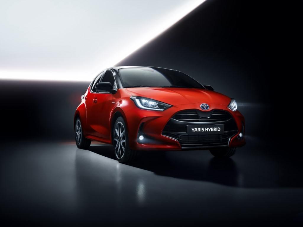 El nuevo Toyota Yaris 2020, con cinco acabados y precios en Francia