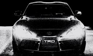 TRD adelanta un concepto especial y más agresivo para el Toyota GR Supra