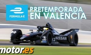[Video] Así se prepara la Fórmula E en Valencia
