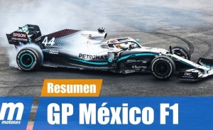 [Vídeo] Resumen del GP de México de F1 2019