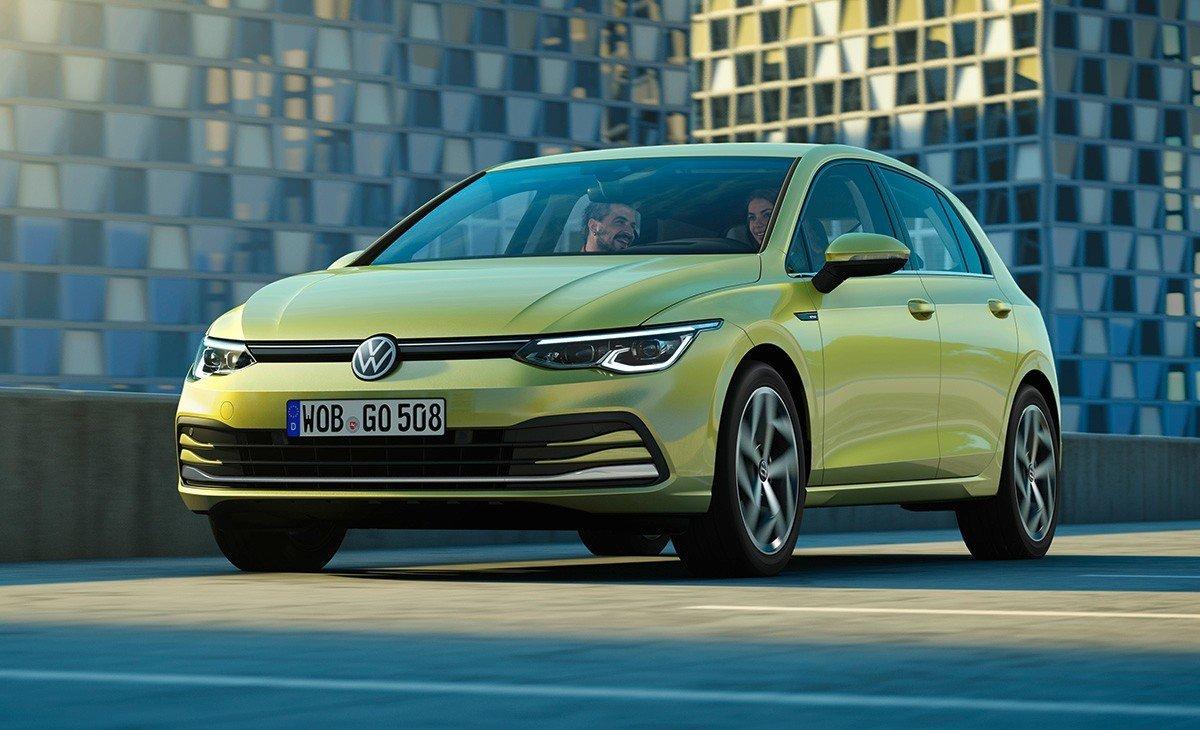 Volkswagen Golf 2020, el icónico compacto estrena la octava generación
