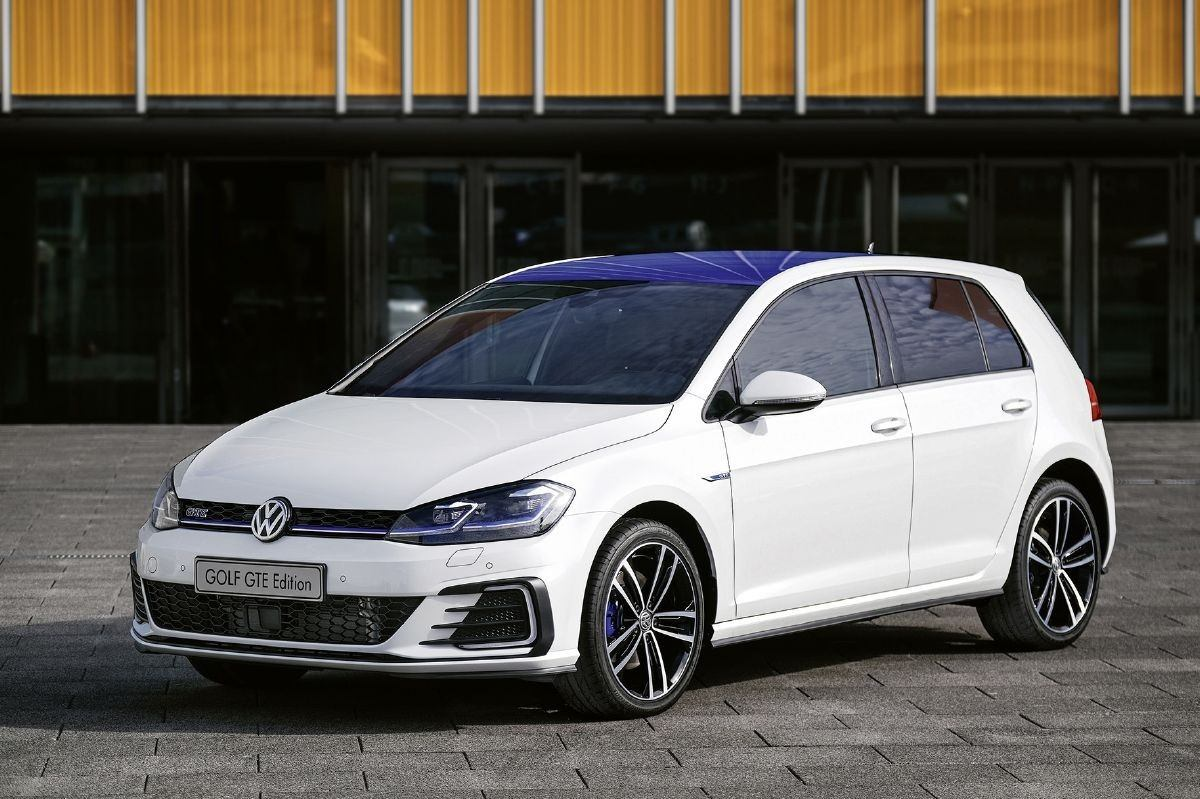 Volkswagen Golf GTE Edition, despedida en Alemania con una edición especial