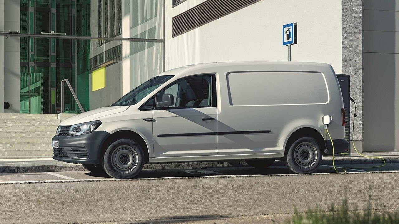 ABT e-Caddy, llega la alternativa eléctrica al Volkswagen Caddy
