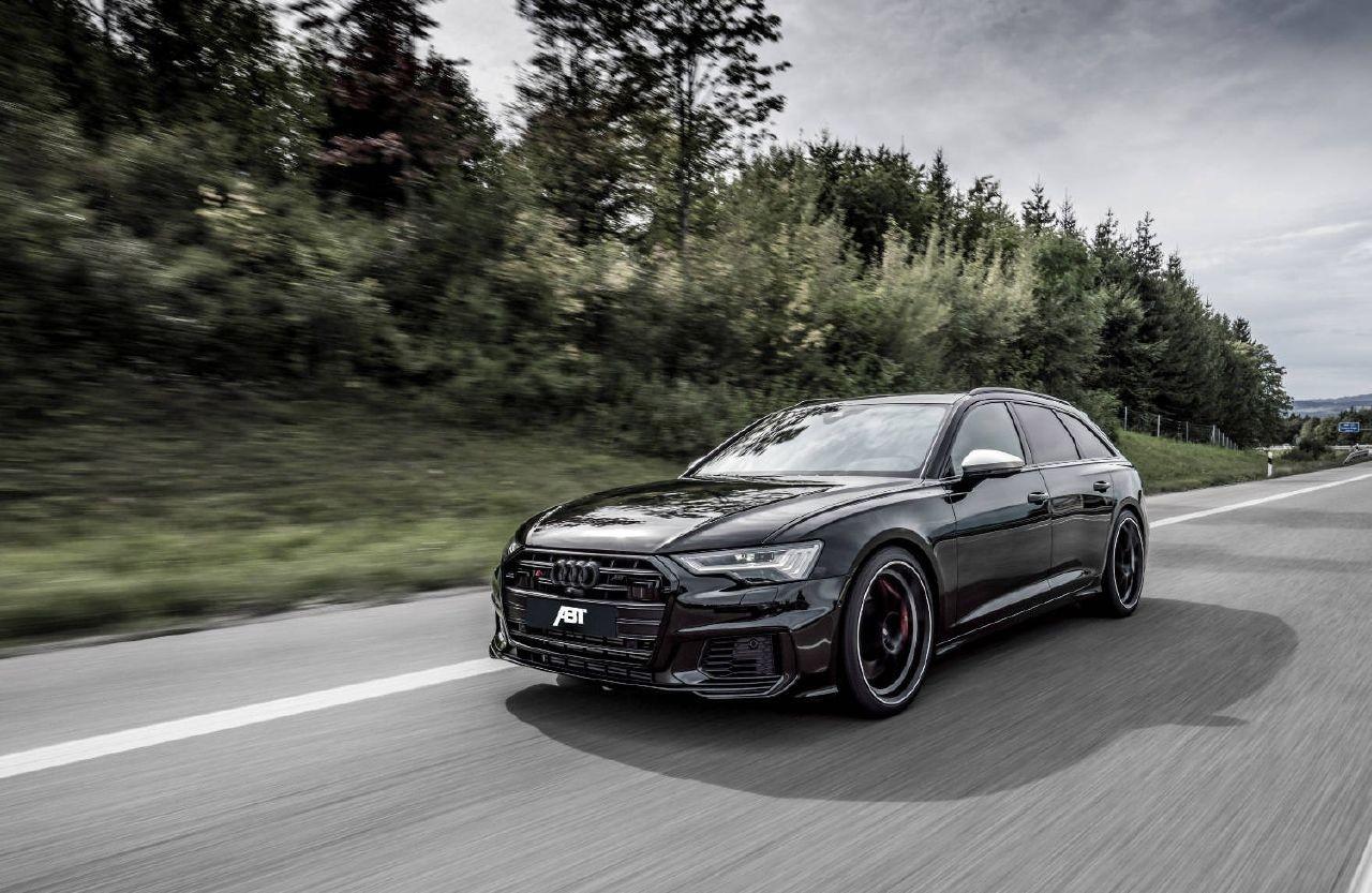 El nuevo ABT S6 TDI 2020 ofrece el par motor de un V8 o V10 de gasolina