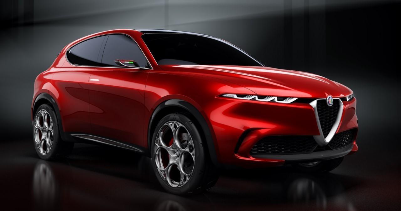 Foto Alfa Romeo Tonale Concept - exterior
