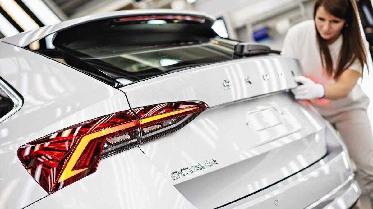 Arranca la producción del Skoda Octavia Combi 2020, prioridad para el familiar