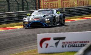 Aston Martin confirma su compromiso con el IGTC y ficha a Luca Ghiotto
