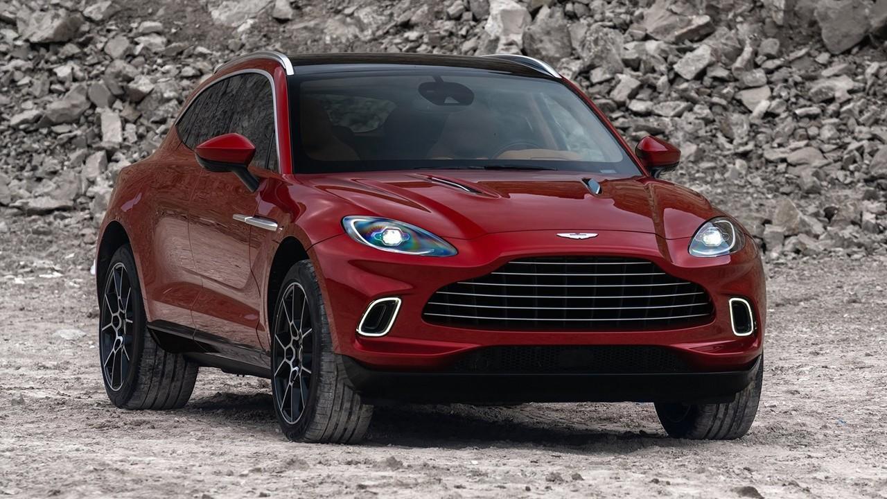 El nuevo Aston Martin DBX apuesta por China, será su principal mercado