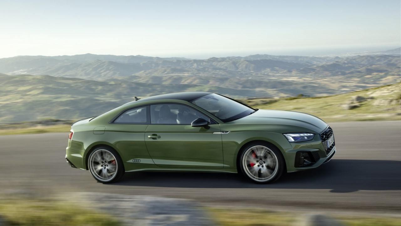 Audi ofrece un nuevo sistema de pintado en los A4 y A5 Edition One
