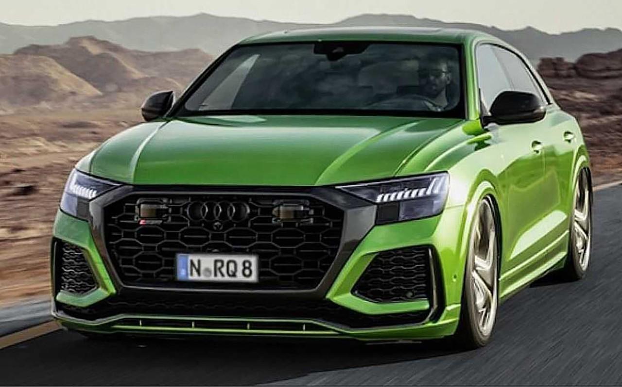 Nuevo Audi RS Q8, filtrado el SUV más poderoso de Audi Sport