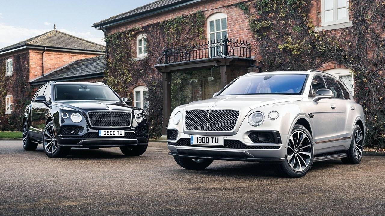 El Bentley Bentayga estrena nuevas opciones para su interior: 4 y 7 plazas