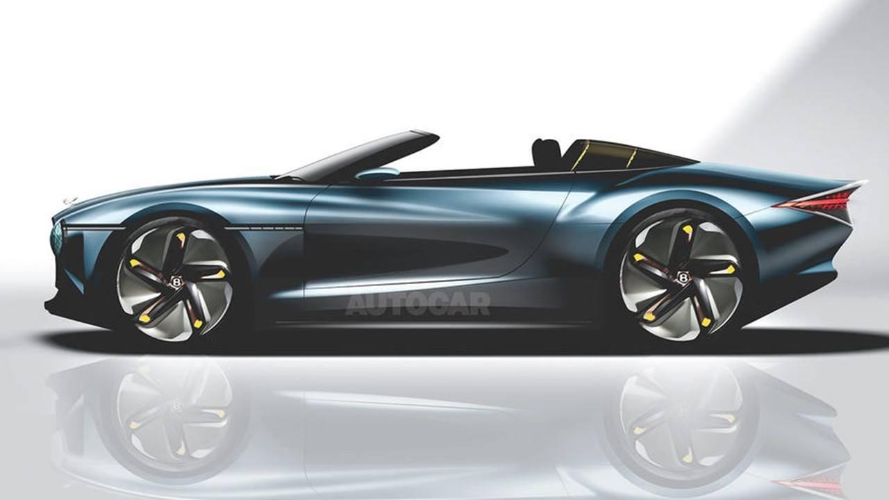 Bentley planea el desarrollo de un exclusivo y lujoso descapotable