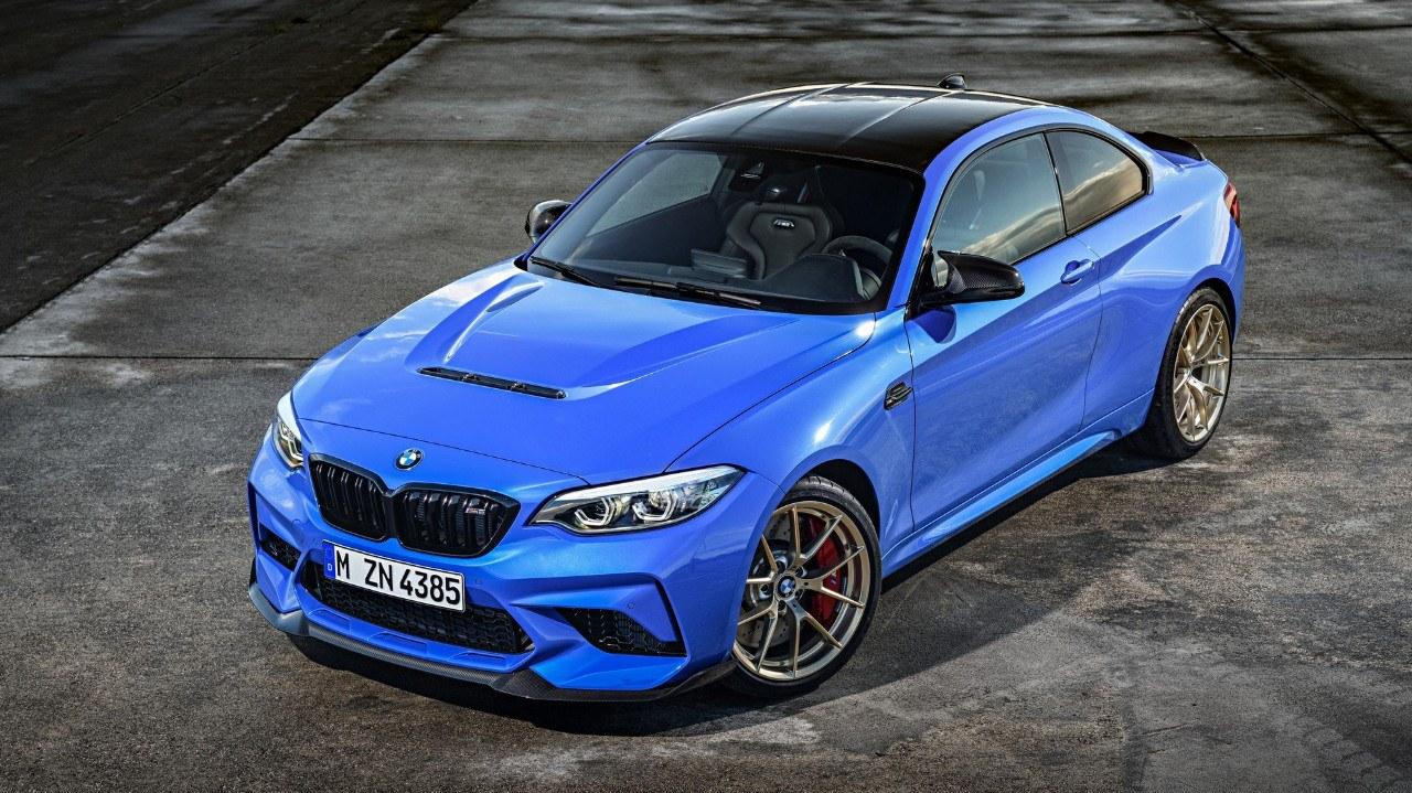 BMW M2 CS: filtradas todas sus imágenes y datos