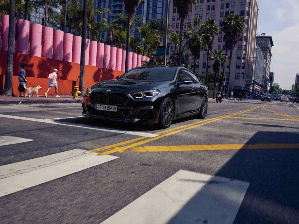 BMW Serie 2 Gran Coupé Black Shadow Edition, la edición especial de lanzamiento