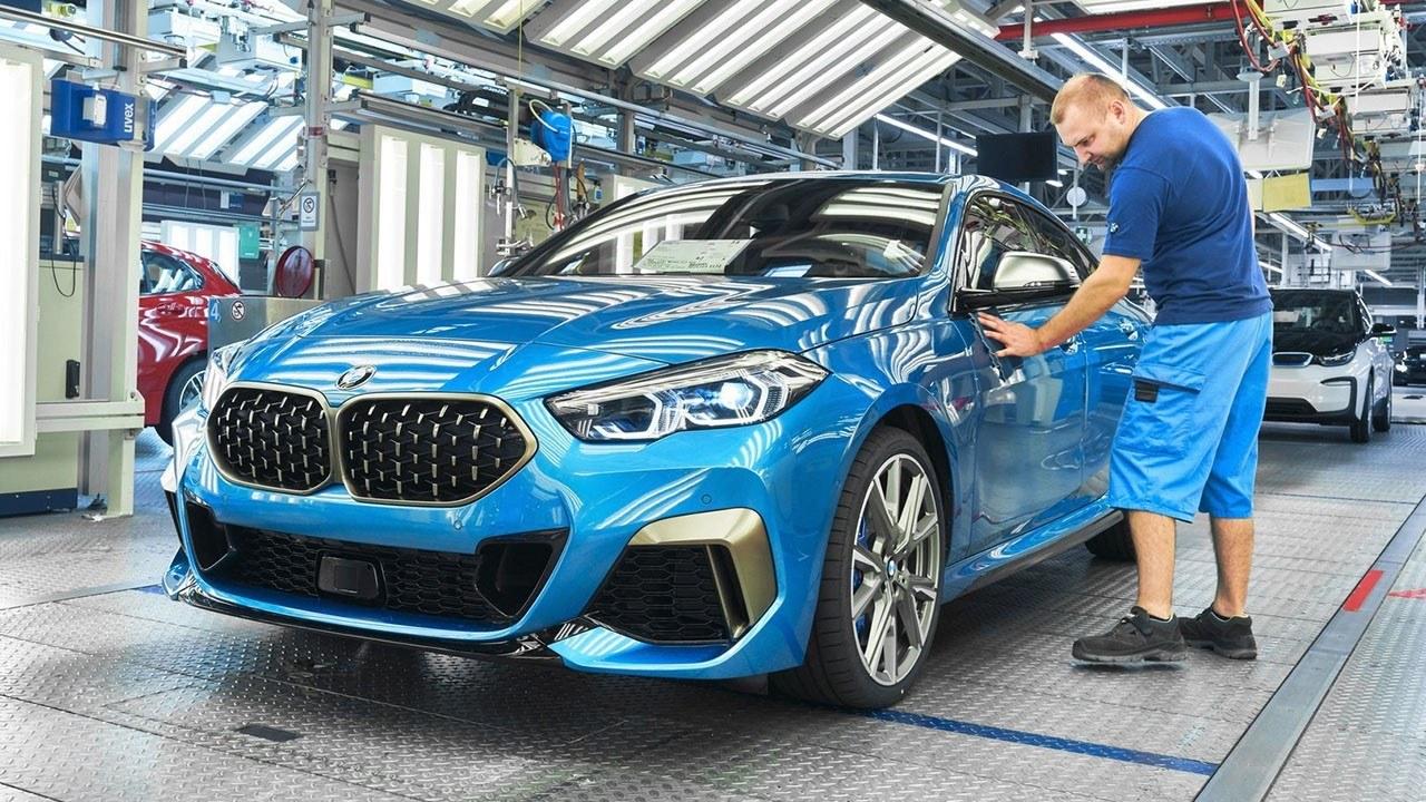 El nuevo BMW Serie 2 Gran Coupé ya está siendo producido en serie